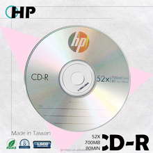 Popular 2016 Hot Sale Blank CD Wholesale 52X