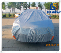 Dust and oil, waterproof car cover