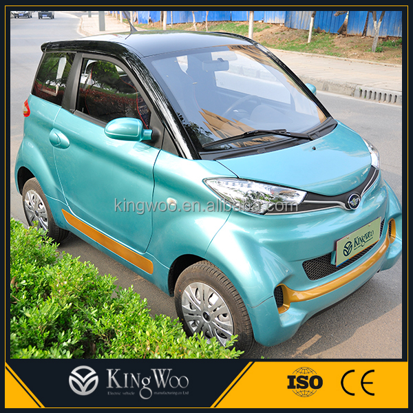 China Made low speed comfortable 5kw electric car price
