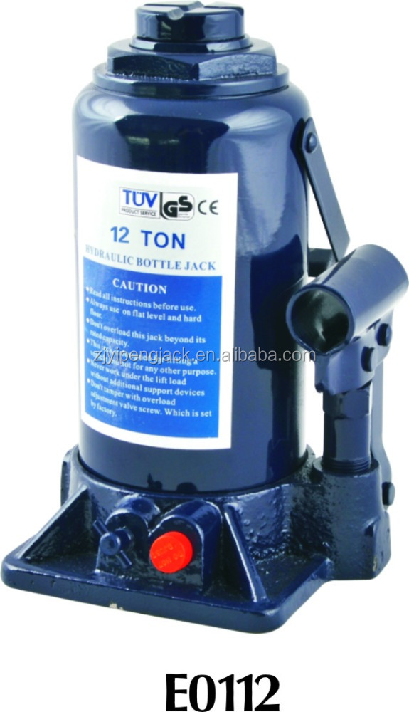 CE approve hot sale 12T hydraulic bottle jack with best price