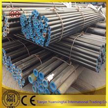 1/2 3/4 inch China Factory Q235 Round Hollow Section Black Honing Steel Pipe/Tube For Building Material