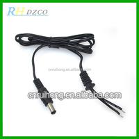 Usb to 2mm plug dc cable for radio programming
