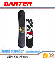 Professional woodcore wholesale custom snowboard manufacturer