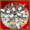 Sunny Concrete Bush Hammered Rollers/Abraisve Plate/bush hammer roller plate