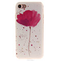 TPU & IMD flower protective case for iPhone 5678 , for iPhone 7/8 plus , for iPhone X