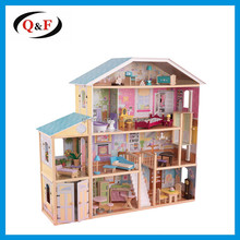 18 inch Container Wooden Dollhouse Furnitue Accessories
