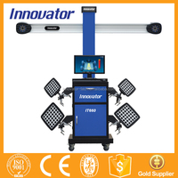 Stable 3D high quality computer wheel alignment IT660 with CE