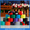 custom eco friendly silicone cosmetic container