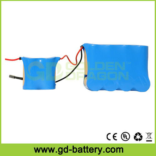 Replacement vacuum cleaner battery for Shark XB768, Euro-Pro SV769 Handheld