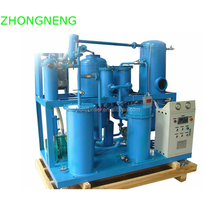 Unqualified Vegetable Oil Filter, Lube OIl Filtration Equipment, Waste Engine Oil Recycling Machine