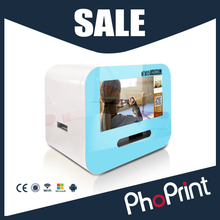 Digital signage ad player minilab photo booth instagram print machine case shell oem vending photo kiosk boft case custom made