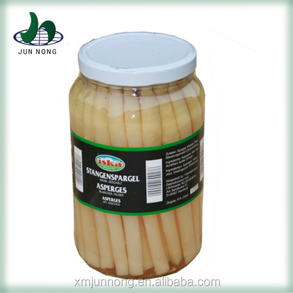 Asparagus canned foods name brand