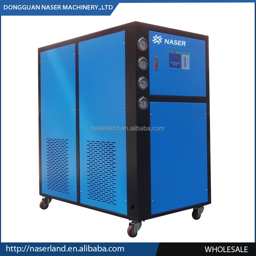 Glycol Scroll Water Cooled Chillers Price Cooling System