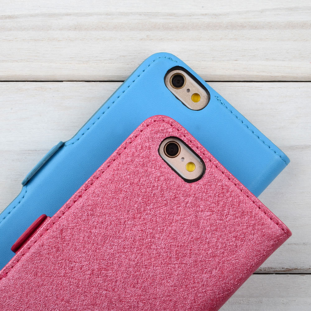 C&T Customized Phone Case Cover for iPhone 6/6s Leather Flip Cover Case for Smartphone iPhone Case