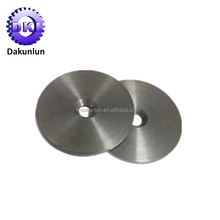 High Precision Stamping Steel Flat Metal Disc
