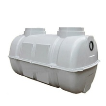 Factory Wholesale 1.5m3 Fiberglass Septic Tank, 1500 liter Small Biodigestor for sale