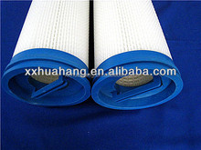 Hi-Flowment PALL large flow pleated water cartridge filter HFU640UY045 for water treatment plant with price in China