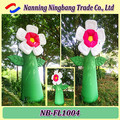 NB-FL1004 Creative Artistic inflatable flower for City decoration