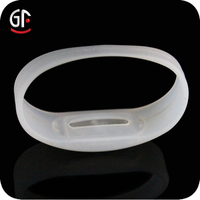 China Advertising Widely Using Silicone Bracelet For Concert