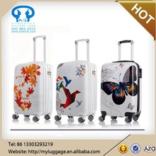 ABS+PC Airport luggage Sets,Laptop trolley case,pc trolley luggage