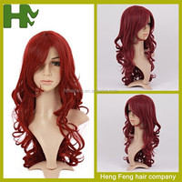 crazy color wigs cheap colorful party wig streak hair color wig