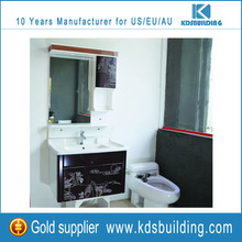 High Quality PVC bathroom Cabinet Unit