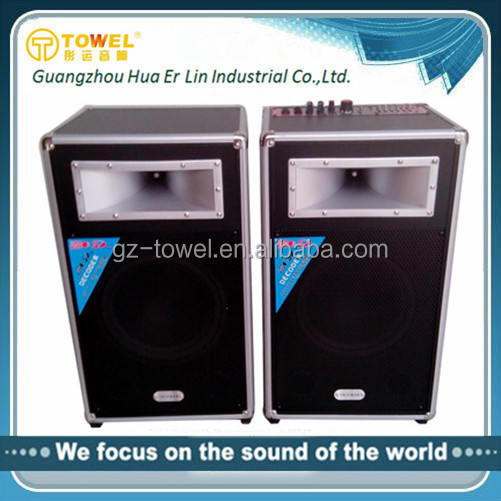 Professional Active speaker 2.0 Subwoofer
