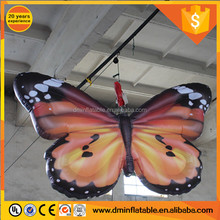 Advertising Giant Inflatable Butterfly with Colorful Wings / Customized Durable Butterfly Inflatable Wing for Party