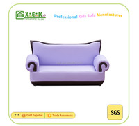 Colorfull cheap kids sofa chair for living room