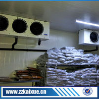 commercial large refrigerating room
