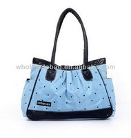 Fashion Designer Baby Diaper Bag Wholesale Brand Baby Mother Bag