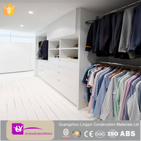 New design latest wardrobe wooden bedroom wardrobe design home furniture