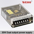 stable voltage! D-30w Dual output power supply