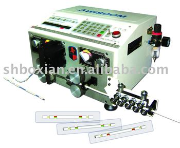 computerized wire stripping and cutting machine BX-C1AT