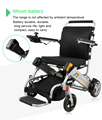 Health Medical Cheap Price Foldable Folding Power Electric Wheelchair for elder people