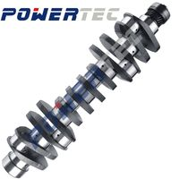 WD615 auto engine crankshaft for Steyr