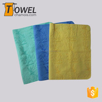 Factory direct pva material drying/cleaning car wash cloth