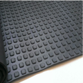 8-12mm Small Square Mat with cloth impression