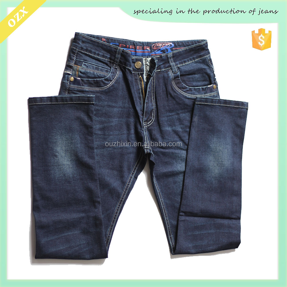 china supplier jeans trousers for men latest boy jeans
