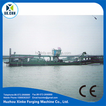 12 Inch Cutter Suction Dredge & Excavator 6 Inch Dredger