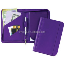 New Style Leather Office Document Holder, Leather File Folder
