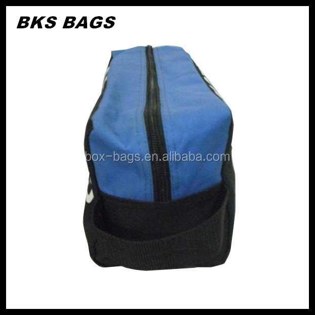 Promotional polyester sports shoe bag