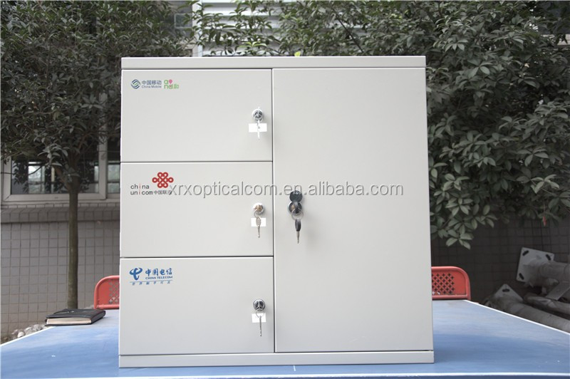 Telecommunication Outdoor Fiber Optic Power Distribution