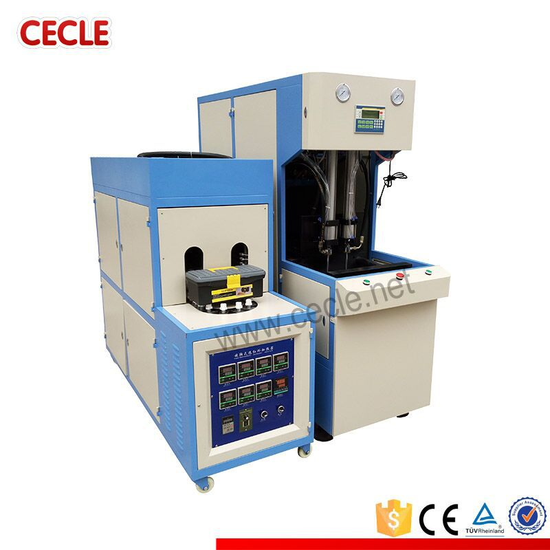 TD-2L semi-automatic small plastic blow molding machine