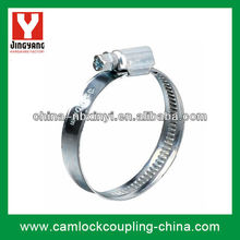 stainless steel worm drive hose clamp