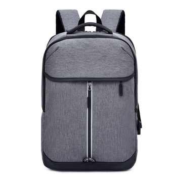 2019 Custom Fashion Men backpack Travel school back pack USB charging Smart laptop backpack bag