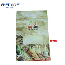 Resealable Srilanka tea bag , stand up pouch with zipper