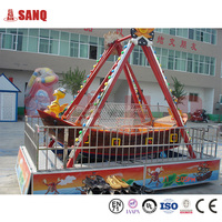 New Products 2016 Park Thrilling Rids Small Pirate Ship For Sale
