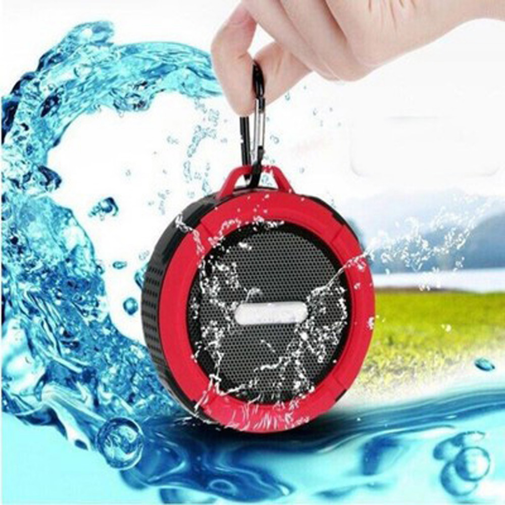 HOT sale waterproof mini speaker bluetooth,waterproof bluetooth Speaker,mini waterproof speaker