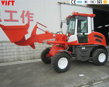 mini wheel loaders 1.5ton front wheel loaders for sale